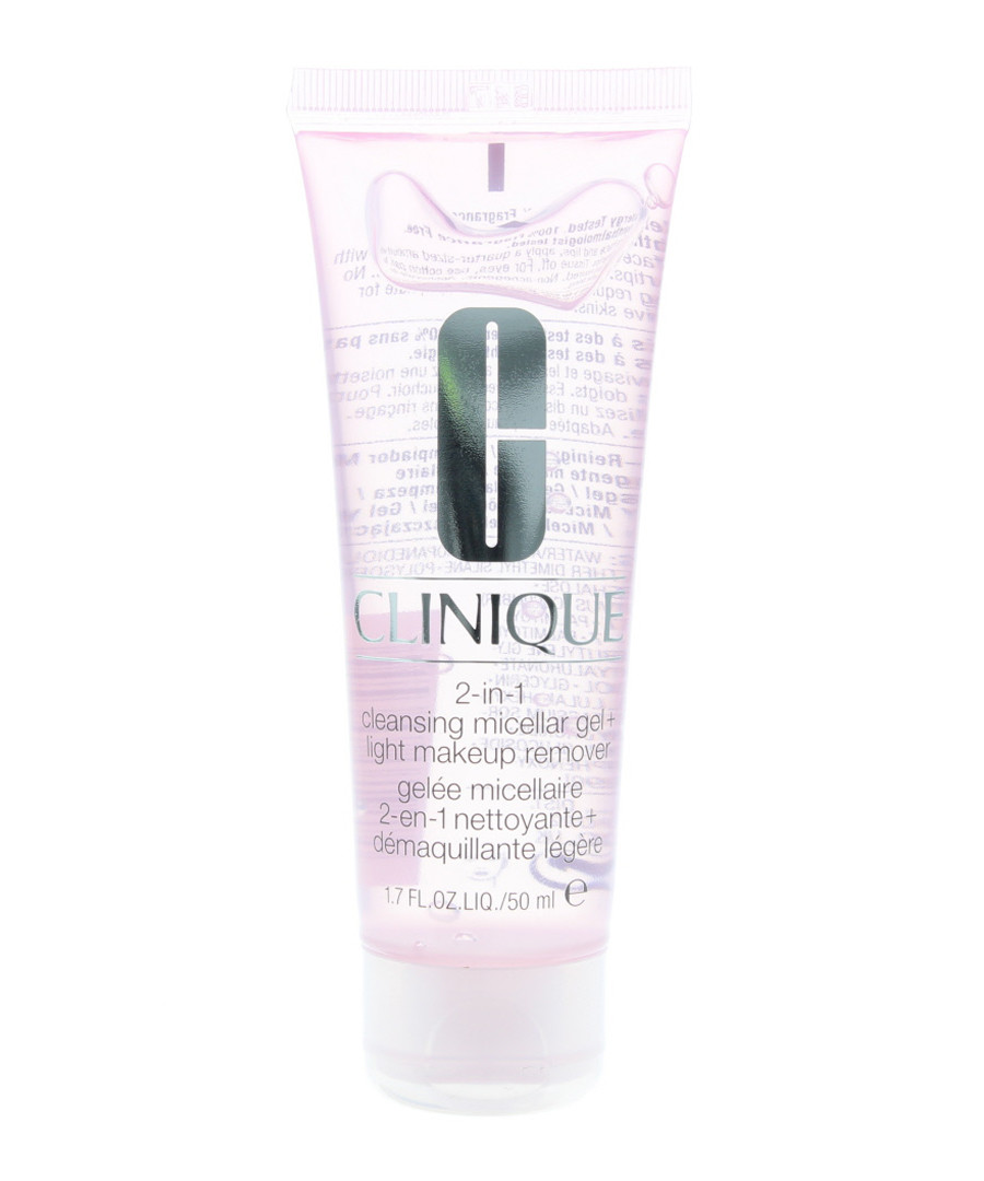 2-in-1 Micellar Gel & Makeup Remover Sale - clinique