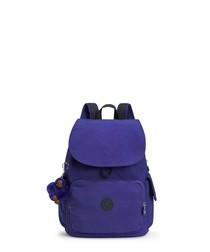 City Pack indigo backpack