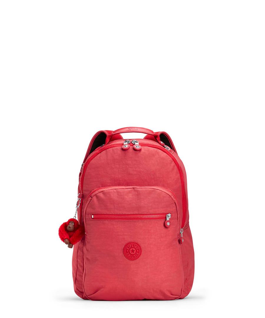 Clas Seoul red backpack Sale - Kipling