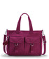 Elise plum pocket shoulder bag Sale - kipling Sale