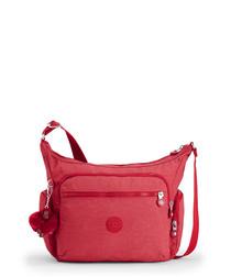 Gabbie red crossbody bag