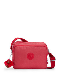Silen red crossbody bag