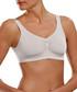 White seamless bra Sale - controlbody Sale