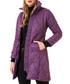 Damson quilted puffer coat Sale - Auden Cavill Sale