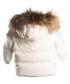 White down filled fur puffer coat Sale - LOOK LIKE COOL Sale