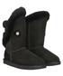 Nordic black shearling boots Sale - AUSTRALIA LUXE CO Sale
