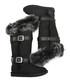 Tsar black shearling tall boots Sale - Australia luxe Sale