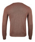 Light brown pure wool crew neck jumper Sale - roberto cavalli Sale