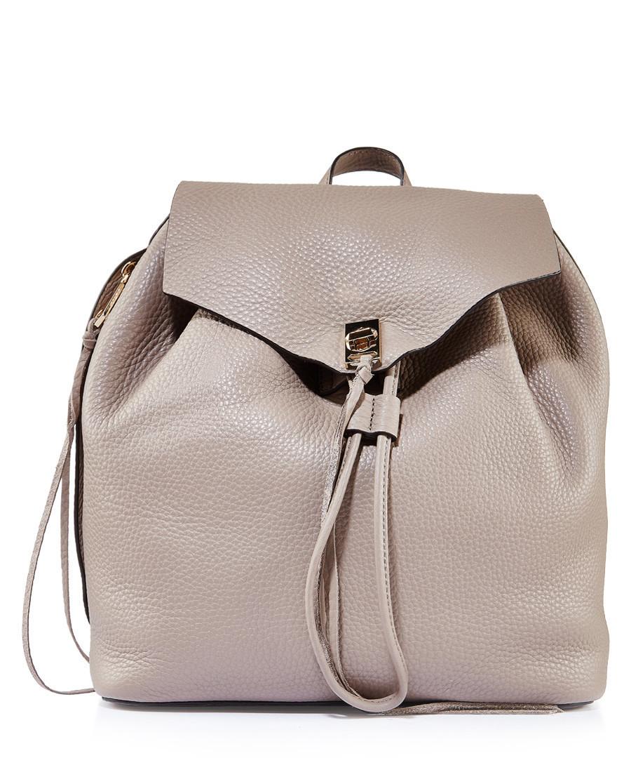 Darren mushroom leather backpack Sale - Rebecca Minkoff