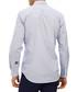 Light blue cotton blend striped shirt Sale - galvanni Sale
