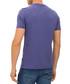 Indigo cotton logo T-shirt Sale - galvanni Sale
