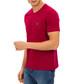 Red cotton logo T-shirt Sale - galvanni Sale