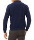 Blue check polo shirt Sale - galvanni Sale