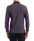 Dim grey cotton polo shirt Sale - galvanni Sale