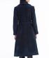 Blue wool blend tie waist coat Sale - dewberry Sale