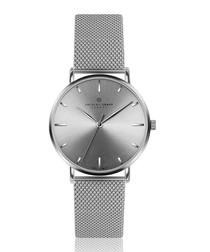 Eveque stainless steel mesh watch