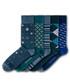 5pc Killerton cotton blend socks Sale - black & parker Sale