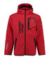 Tubis red contrast zip coat Sale - Canadian Peak Sale