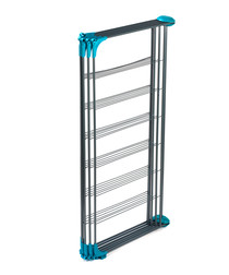 Turquoise deluxe airer