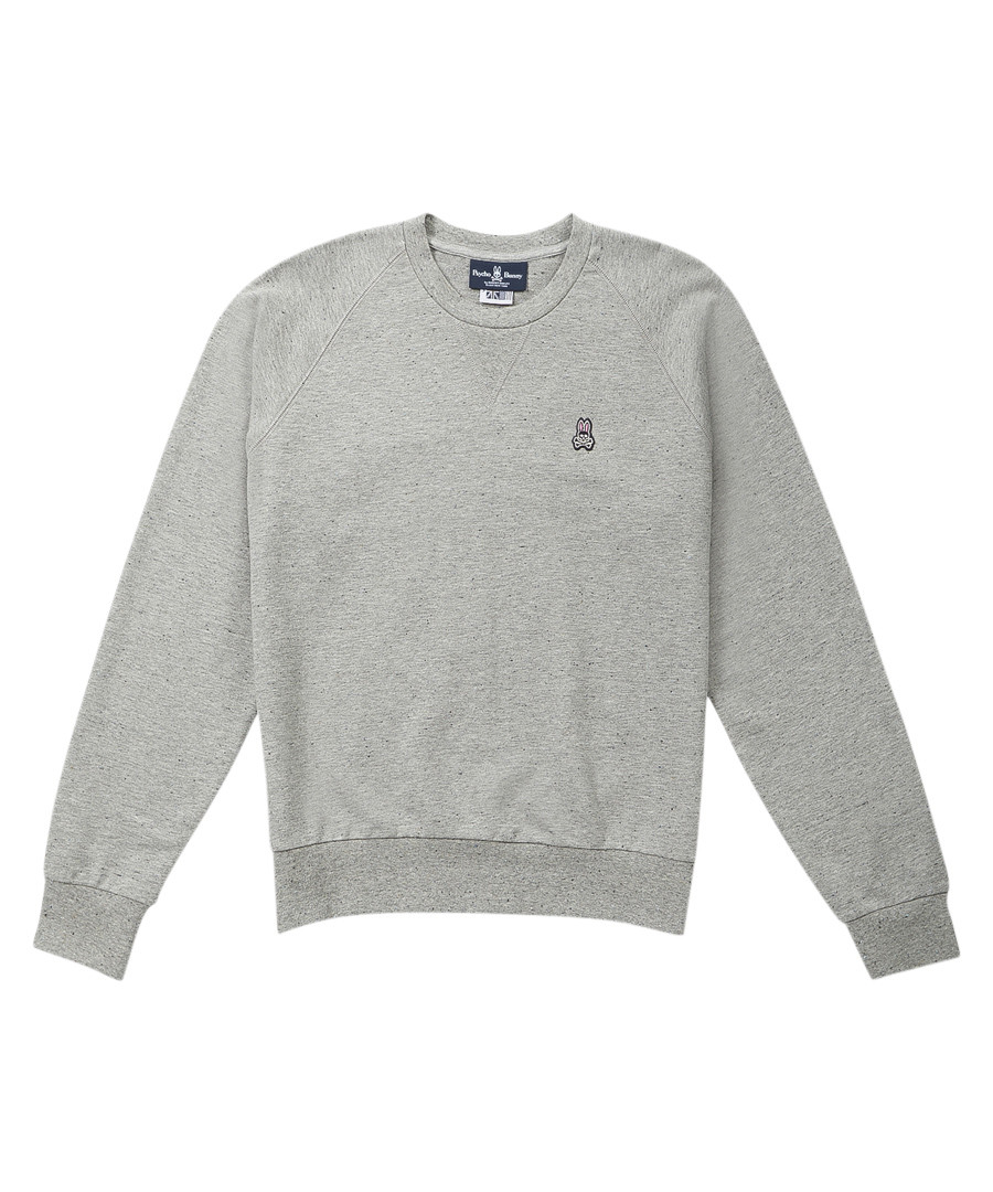 Larne Donegal pure cotton jumper Sale - Psycho Bunny