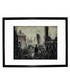 Blitzed Site framed print 280x360mm Sale - L S Lowry Sale