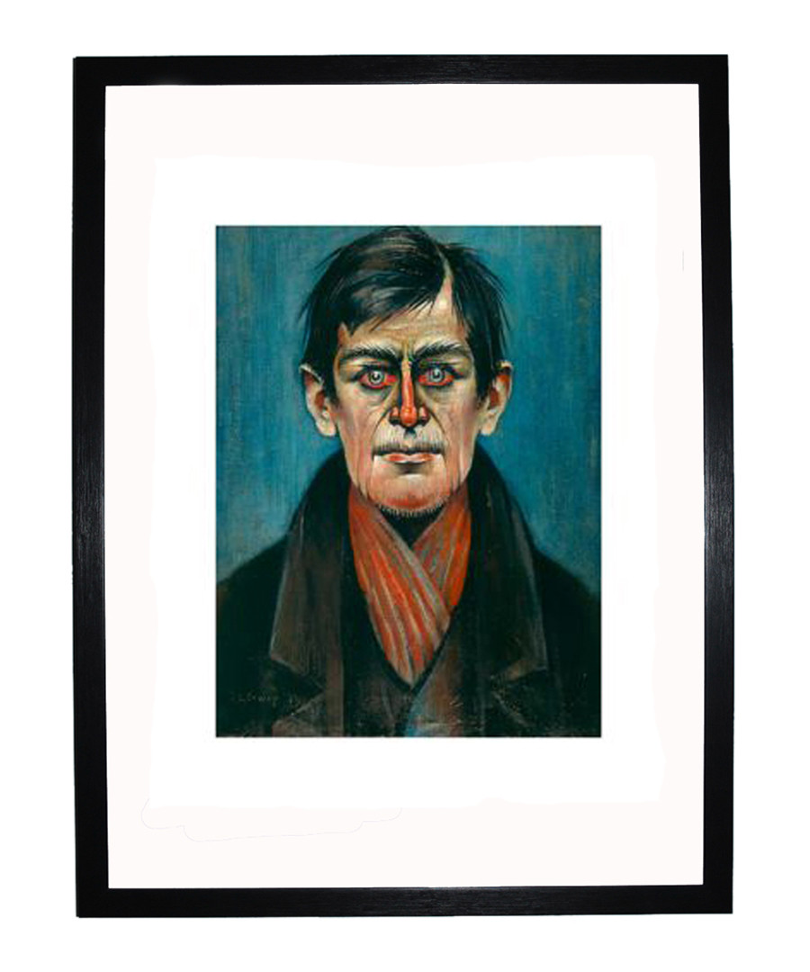Man's Portrait 280x360mm Sale - L S Lowry