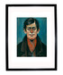 Man's Portrait 280x360mm Sale - L S Lowry Sale