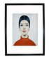 Portrait of Ann framed print 280x360mm Sale - L S Lowry Sale