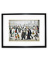 The Cripples framed print 280x360mm Sale - L S Lowry Sale