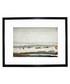 The Estuary framed print 280x360mm Sale - L S Lowry Sale