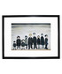 The Funeral Party print 280x360mm Sale - L S Lowry Sale