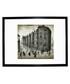 Oldfield Road Dwellings print 280x360mm Sale - L S Lowry Sale