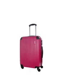Scoop fuchsia suitcase 60cm