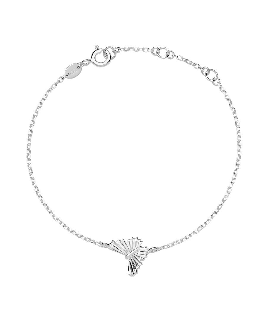Sterling silver butterfly bracelet Sale - links of london