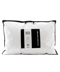 King duck feather & down firm pillow