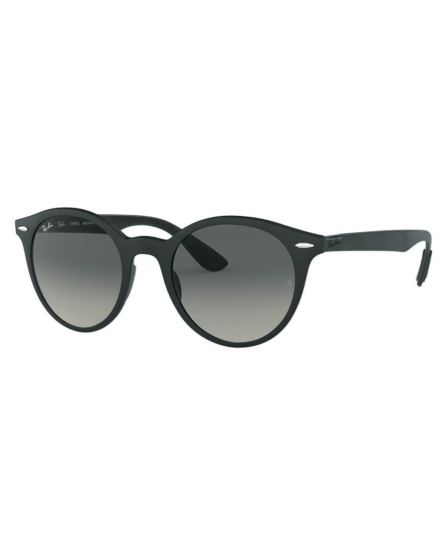 Matte black & grey gradient sunglasses Sale - Ray Ban