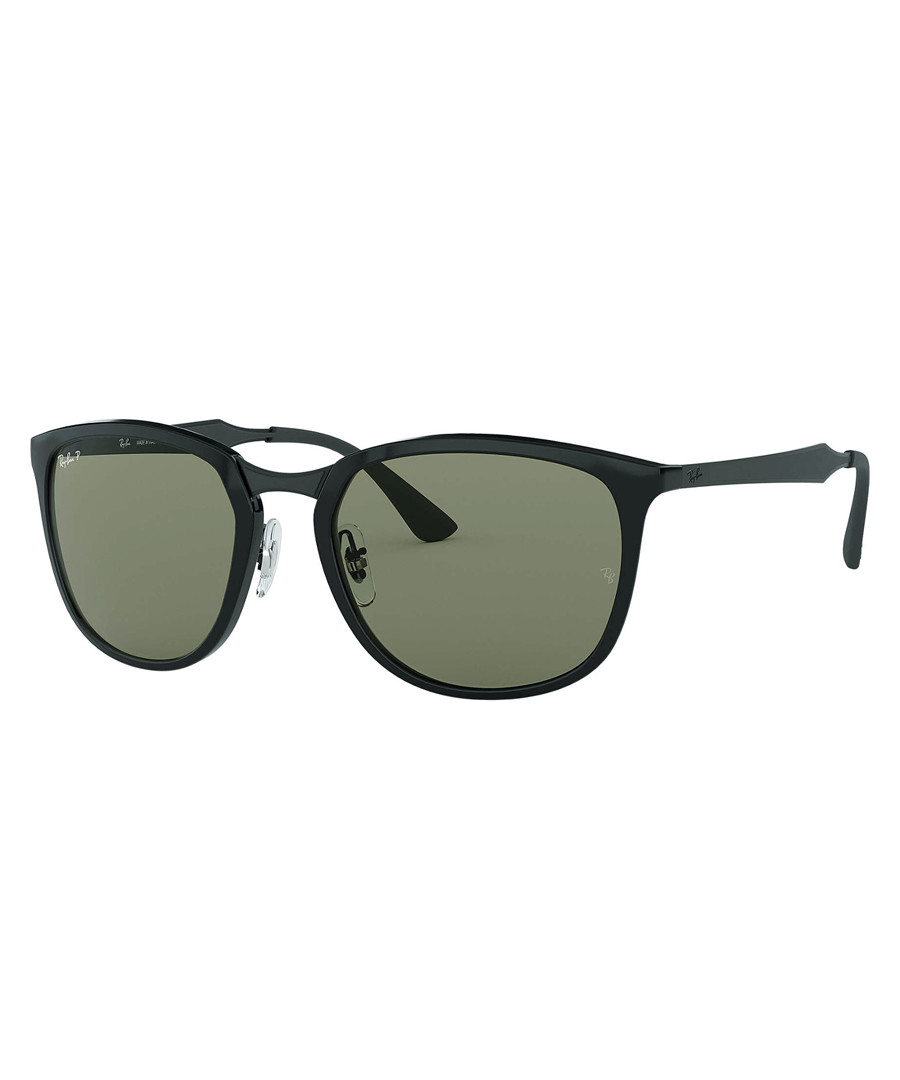 Black & green shaded sunglasses Sale - ray-ban