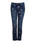 Rollin With The Stars slim cotton jeans Sale - current elliot Sale