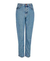 The Original light cotton straight jeans