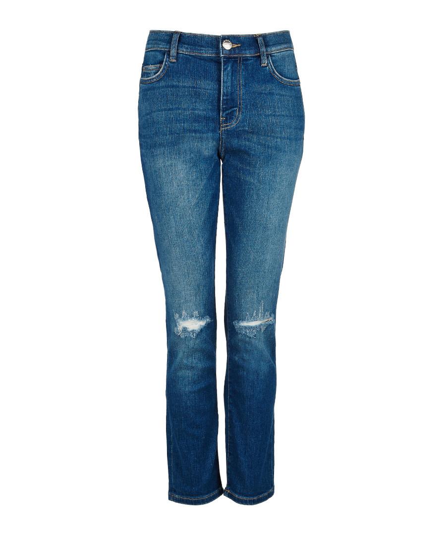 The High Waist straight jeans Sale - Current Elliott