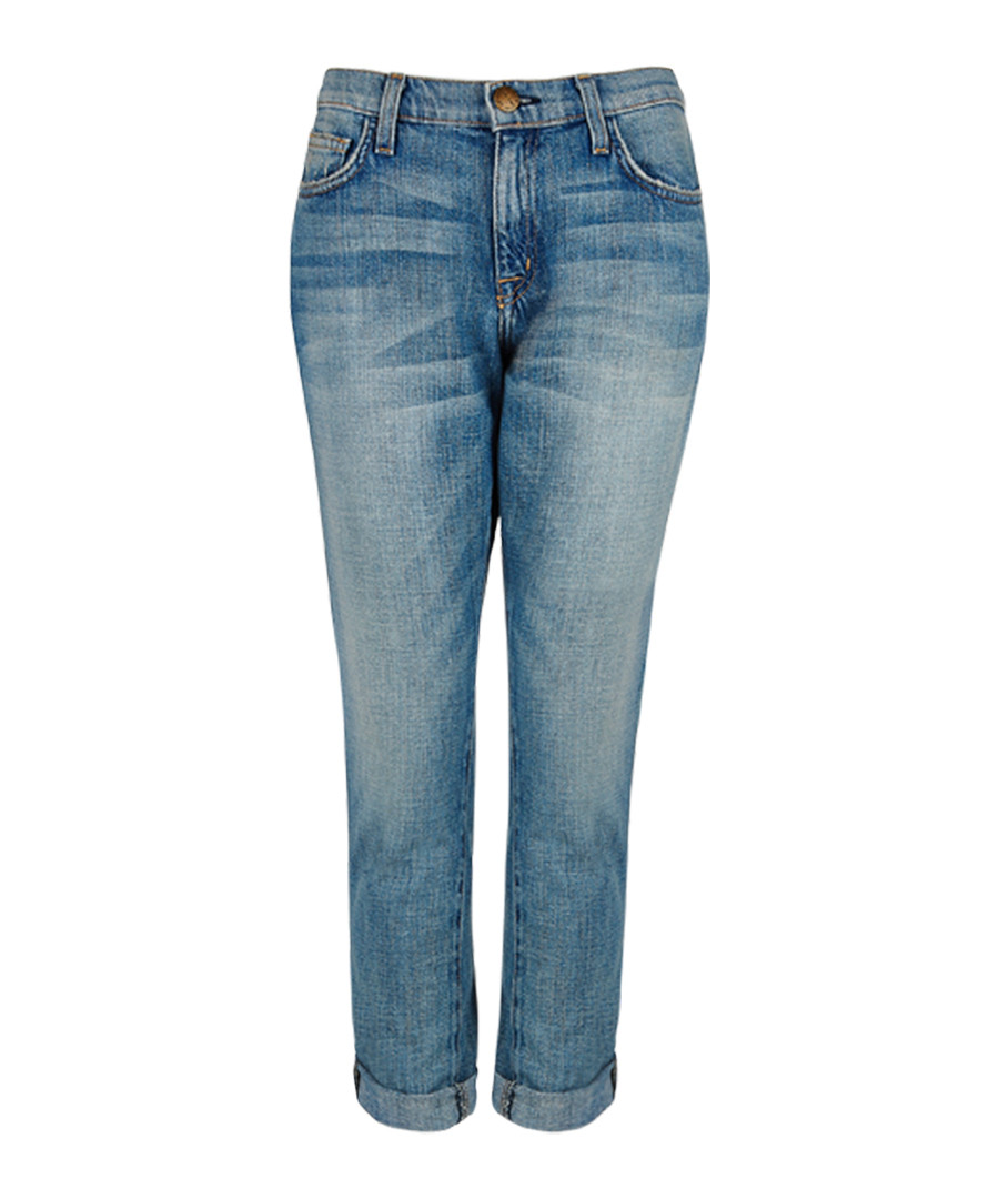 The Fling cotton relaxed fit jeans Sale - Current Elliott