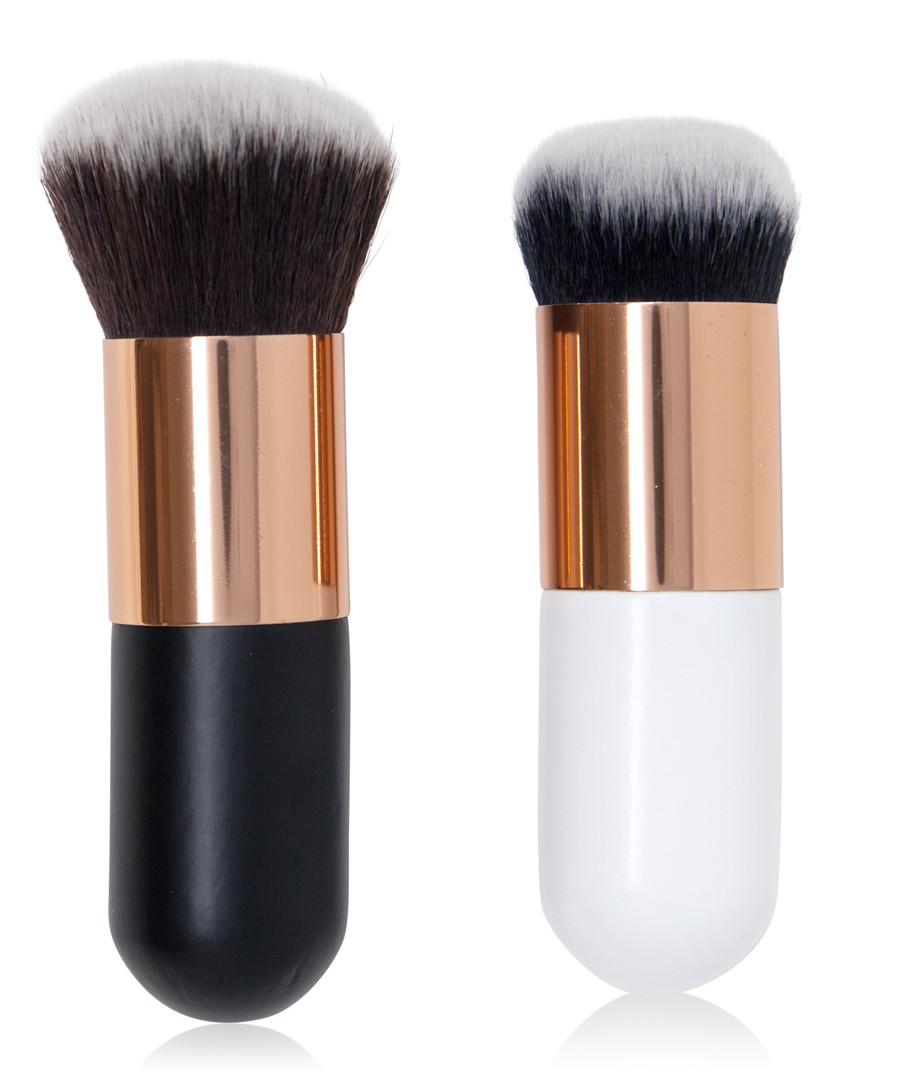 2pc Kabuki brush set Sale - zoe ayla