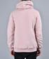 Pink cotton blend logo hoodie Sale - criminal damage Sale