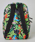 Black tropical print backpack Sale - criminal damage Sale