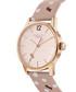 Vintage pink dog print leather watch Sale - radley london Sale