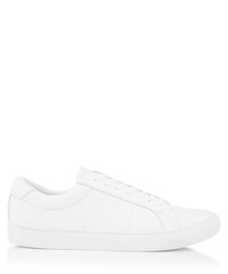 Stratton white sneakers