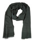 Pine green pure lana wool scarf Sale - hackett Sale