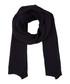 Navy alpaca blend scarf Sale - hackett Sale