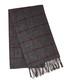 Horse & hound grey pure cashmere scarf Sale - hackett Sale