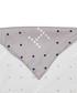 Navy & grey pure silk scarf Sale - hackett Sale